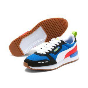 PUMA Men's R78 Sneakers Blue